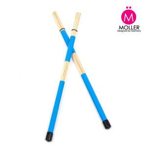Bamboo 로드 드럼스틱 (블루) 브러쉬스틱