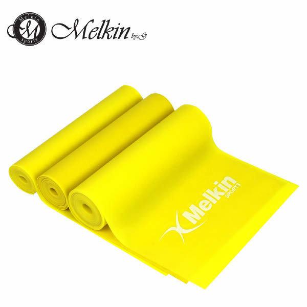 (현대Hmall)멜킨스포츠 스트레칭밴드 1단계 옐로우 1.5m