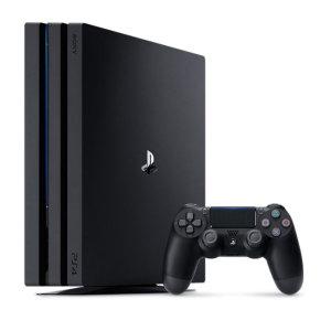 PS4 플레이스테이션4 프로 (CUH-7218BB01) 제트블랙 1TB