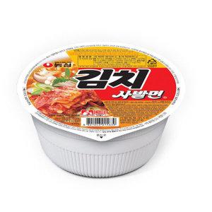 김치 사발면 24개