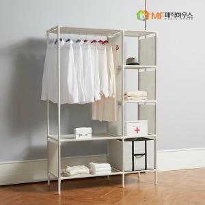 MF무볼트 드레스룸 멀티행거 반이동식 시스템