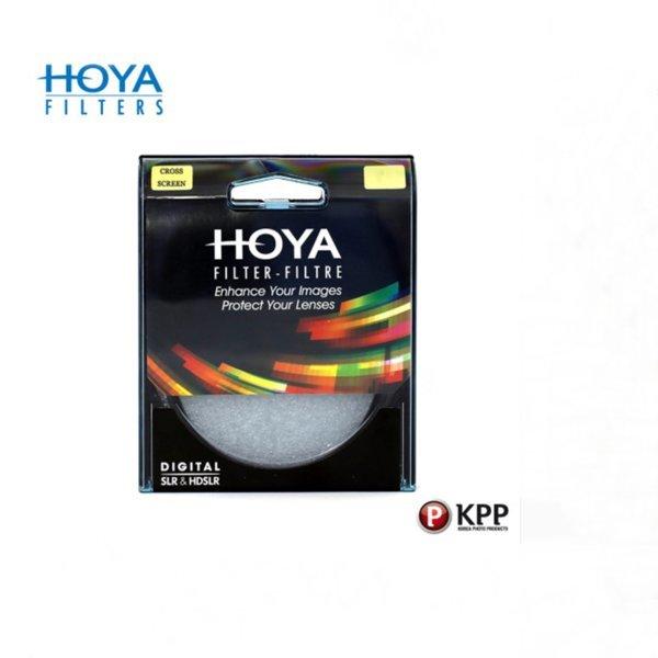 HOYA CROSS STAR SIX 82mm 크로스 필터 6X KKP정품