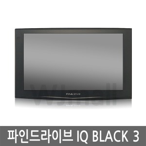 내비게이션 IQ BLACK 3 16GB TPEG/업그레이드 무료