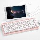 블루투스 미니 키보드 퍼플/갤럭시탭A S Pen/SM-T550