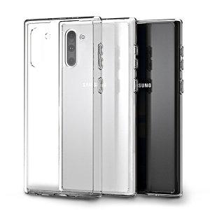 갤럭시 노트10 에어클로 투명 핸드폰 케이스