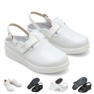 에르코앤 기능성 편한 쿠션 간호화 간호사 샌들 신발
