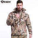 낚시복 군복 할리 A012 ESDY 전술 기모 집업 티셔츠