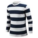 남자 남성 티셔츠 옷 모닝단가라 긴팔 라운드티 ts4212