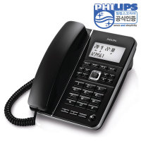 필립스 발신자표시 유선전화기 CRD600