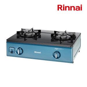 린나이 2구 가스렌지 RTR-R1000