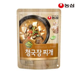 쿡탐 청국장찌개 500g