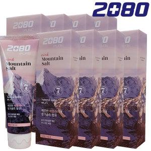 2080 퓨어솔트치약 핑크민트향 100gX9개 히말라야솔트
