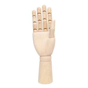 나무관절 손가락목각인형 (30cm) 오른손
