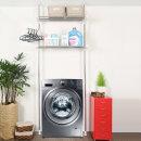 기둥접이식 세탁기선반 2단 L10005 선반접이식공간활용