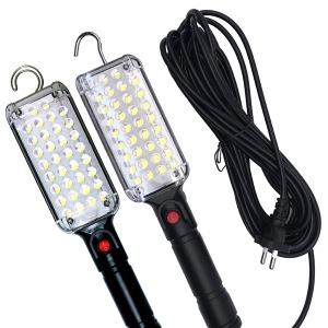 LED작업등 다용도 휴대용/캠핑용/작업용 손전등 랜턴