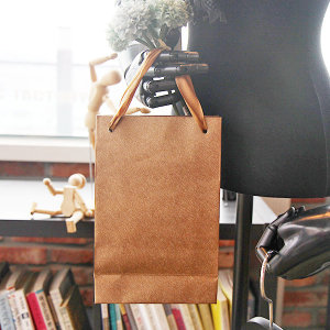 소량판매 10p 펄 미니 옷가게 쇼핑백 소형 종이봉투