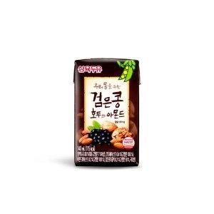 삼육식품  삼육두유  검은콩 호두와 아몬드 두유 140ml x 96팩