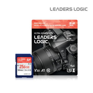 리더스로직 SDXC 256GB UHS-I U3 V30