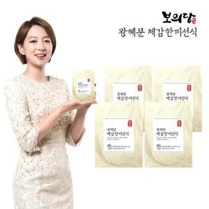 왕혜문 체감한끼선식 4박스