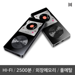 ATHENA POP 8GB  풀메탈 MP3/MP4/2500분/내장스피커