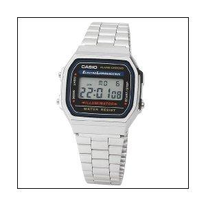타임플래닛 CASIO A168WA-1 카시오 시계 메탈밴드