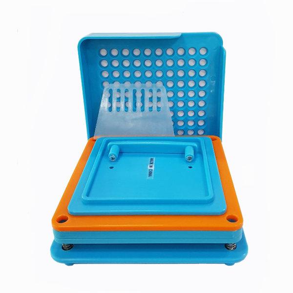캡슐충진기250mg용 1회100캡슐 캅셀충진기 캡슐충전기