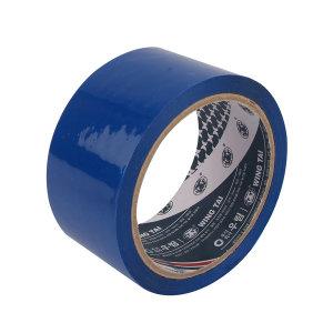 H3-중포장(50Mx50개)파랑 칼라 테이프