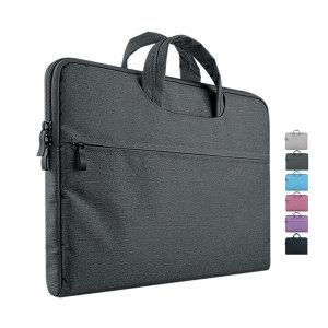 노트북 파우치 맥북 삼성 LG 그램 손잡이 가방 15인치
