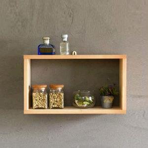 (현대Hmall)카페 소품진열 400 벽선반 인테리어 거실 선반장