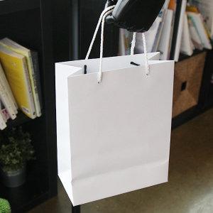 10장묶음 딥컬러 옷가게 쇼핑백 예쁜 옷매장 종이가방