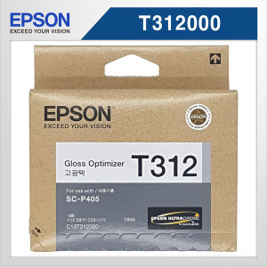 엡손 T312000 글로시 정품 잉크 SC- P405