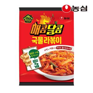 쿡탐 매콤달콤 국물라볶이 390g