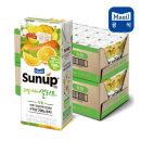 썬업 과일야채샐러드 녹황 200ml 48팩/주스/쥬스/음료
