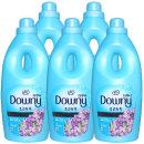 다우니 블루 레몬그라스라일락향 1Lx5개 섬유유연제
