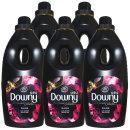 다우니 퍼퓸 블랙 미스티크 1Lx5개 섬유유연제