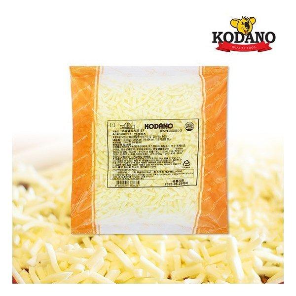 쫄깃 고소한 코다노 DMC-F 치즈 1kg+1kg