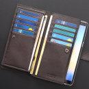 갤럭시 노트10 N971 가죽 핸드폰 케이스 완전 지갑형