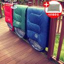 레아침낭-폴리웜화이버 사계절 동계 캠핑 침낭 (머미)