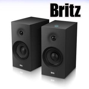 BR-R607BT / 블루투스 스피커 / 2채널 PC용 / 블랙