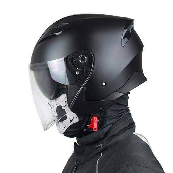 AXG OP01 클래식 오토바이 오픈페이스 헬멧 (OP01)