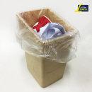 분리수거함 비닐봉투(쓰레기통) 100매 27L 쓰레기봉투