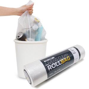 분리수거함 비닐봉투(크린롤백) 500매 쓰레기봉투