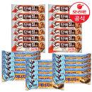 오리온 닥터유 에너지바40g 15+단백질바50g 12