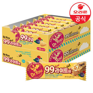 닥터유 99라이트바 26g 30개
