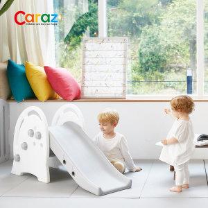 [카라즈] 유아 미끄럼틀 실내놀이터 화이트