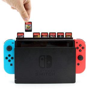 모모켓 독링크칩홀더/닌텐도스위치 게임팩수납케이스