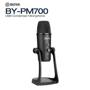 보야 BY-PM700 USB 컨덴서 마이크/정품/테이크