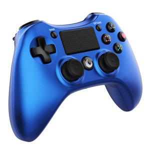 다용도 게임용 멀티패드 유선 컨트롤러 _블루(Blue)
