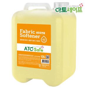 아토세이프 섬유유연제 (후리지아향 13L 1개)