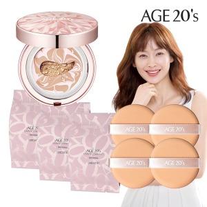 Age20S 다이아팩트케이스+리필3개+퍼프4개 (21호)